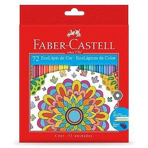 Lápis de Cor Faber-Castell 72 Cores