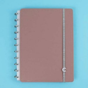 Caderno Inteligente Chic Nude 80 Folhas