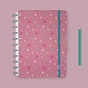 Caderno Inteligente M Lolly 80 Folhas