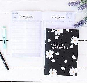 Caderno de Agendamentos Papelote