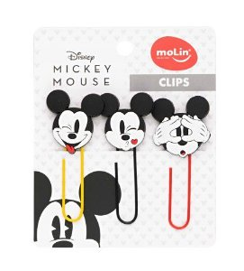 Clips Mickey 50mm Molin c/3 22694