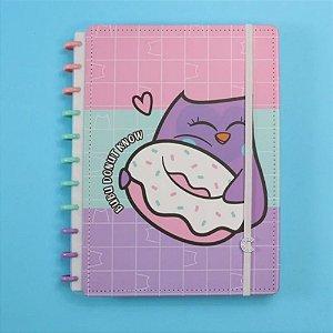 Caderno Inteligente Bubu 80 Folhas