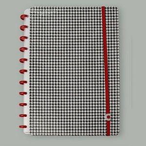 Caderno Inteligente Príncipe de Gales 80 Folhas