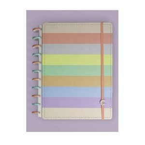Caderno Inteligente G+ Arco-Íris