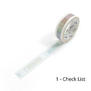 Washi Tape Planner Masking Tape
