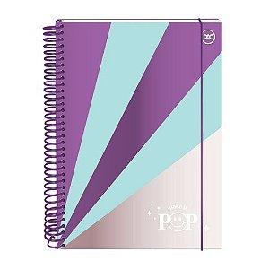 Caderno Colegial 10M Pop 3447 DAC