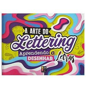 Livro Arte do Lettering Editora Pé da Letra