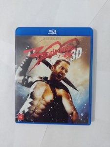 DVD Blu-Ray - 300 a Ascensão do Império - 3D