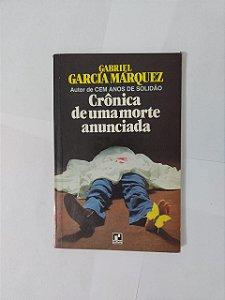 Crônicas de Uma Morte Anunciada - Gabriel García Márquez