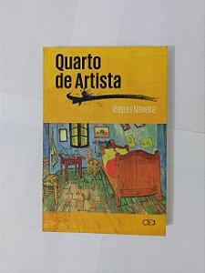 Quarto de Artista - Raquel Naveira