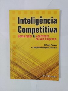 Inteligência Competitiva - Alfredo Passos