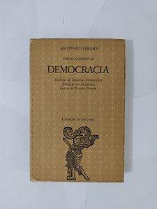 Democracia - António Sérgio