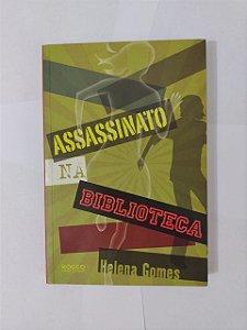 Assassinato na biblioteca - Helena Gomes