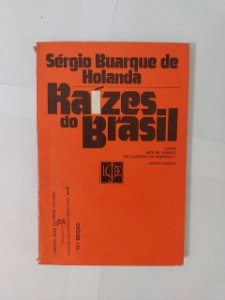 Raízes do Brasil - Sérgio Buarque de Holanda