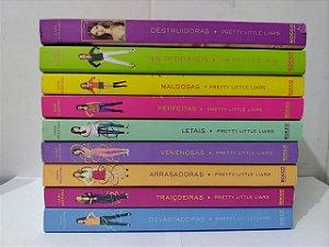 Coleção Pretty Little Liars - Sara Shepard C/9 Volumes