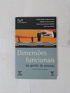 Dimensões Funcionais da Gestão de Pessoas - Sandra Regina da Rocha-Pinto