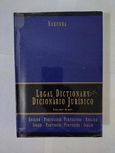 Legal Dictionary - Dicionário Jurídico - Duval de Noronha (Inglês/Português)
