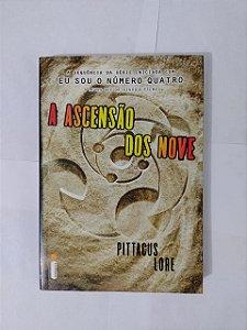 A Ascensão dos Nove - Pittacus Lore
