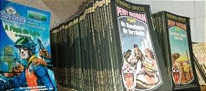 Coleção Perry Rhodan - Lote Ficção Científica