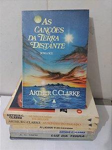 Coleção Arthur C. Clarke - C/7 Livros