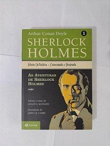 As Aventuras de Sherlock Holmes Vol. 1 - Arthur Conan Doyle