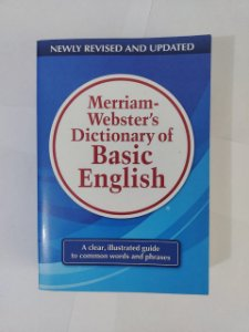 Dictionary of Basic English - Merriam-Webster's