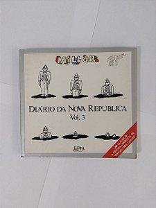 Diário da Nova República Vol. 3 - Millôr Fernandes