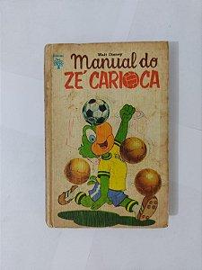 Manual do Zé Carioca - Walt Disney