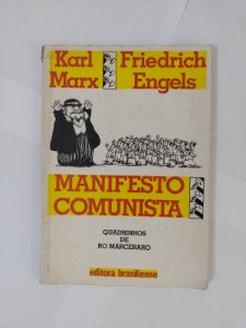 Manifesto Comunista - Karl Marx e Friedrich Engels