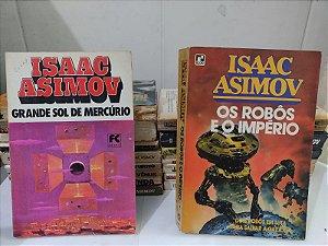 Coleção Isaac Asimov - C/17 Livros