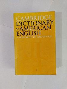 Dictionary of Ametican English - Cambridge
