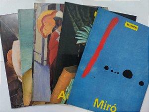 Coleção Taschen - C/5 Livros (Inglês)
