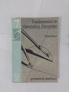 Fundamentos de Matemática Elementar Vol.7 - Gelson Iezzi