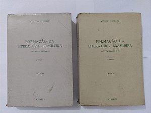 Formação da Literatura Brasileira Volumes 1 e 2 - Antonio Candido