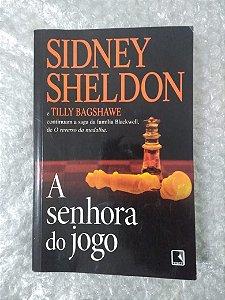 A Senhora do Jogo - Sidney Sheldon - Amarelado