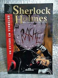 Sherlock Holmes - Um Estudo Em Vermelho - Sir Arthur Conan Doyle