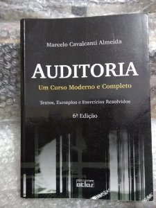 Auditoria - Marcelo Cavalcanti Almeida