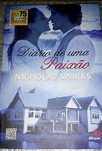 Diário de uma paixão - Nicholas Sparks (marcas)