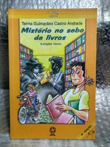Mistérios no Sebo de Livros - Telma Guimarães Castro Andrade