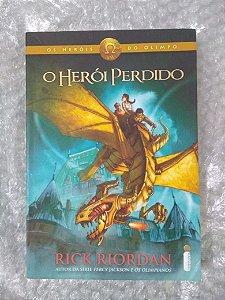 O Herói Perdido - Rick Riordan