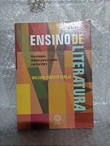 Ensino de Literatura - William Roberto Cereja