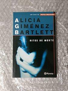 Ritos de Morte - Alicia Giménez Bartlett