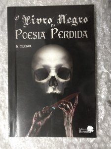 O Livro Negro da Poesia Perdida - H. Modrox