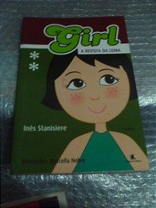 Girl A Revista Da Luna - Inês Stanisiere