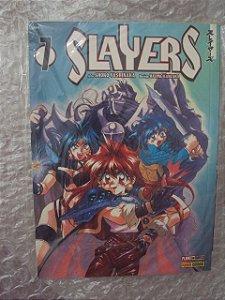 Mangá Slayers Nº 7