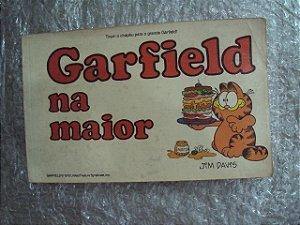 Garfield Na Maior - Jim Davis