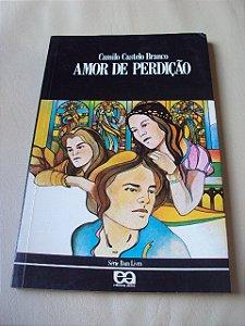 Amor De Perdição Série Bom Livro - Camilo Castelo Branco (marcas)