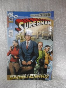 Superman - Nº 92 - Bem Vindo A Metrópolis!