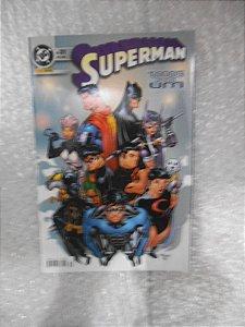 Superman Nº 31 - Todos Por Um
