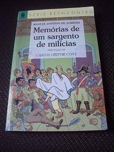 Memórias De Um Sargento De Milícias - Manuel Antônio De Alme
